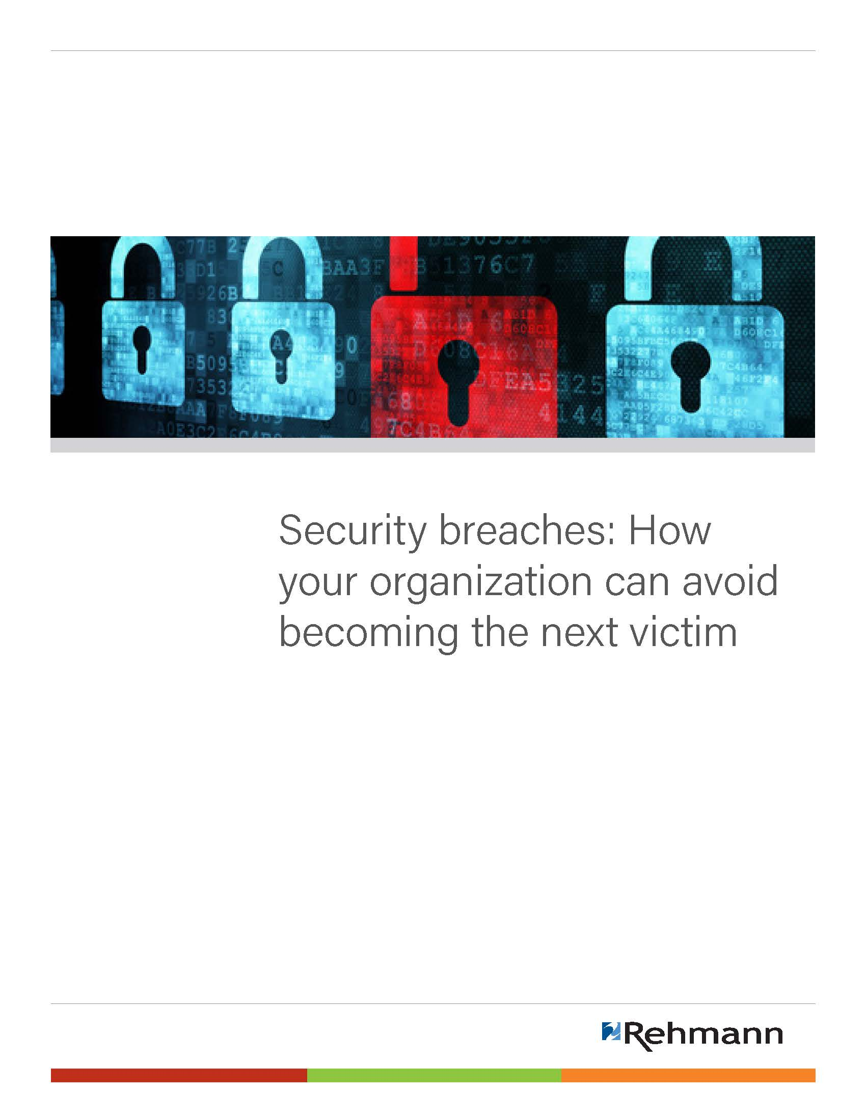 Security Breaches Cover