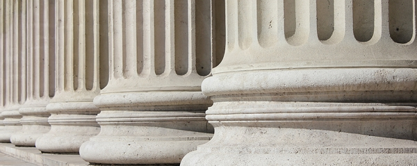 How does a government shutdown impact financial institutions?