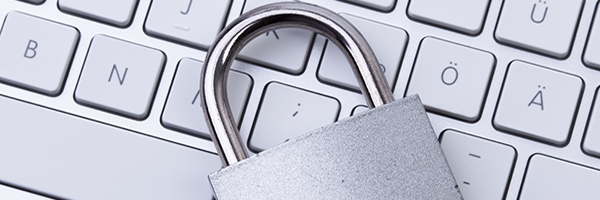 Protect electronic data, customer information